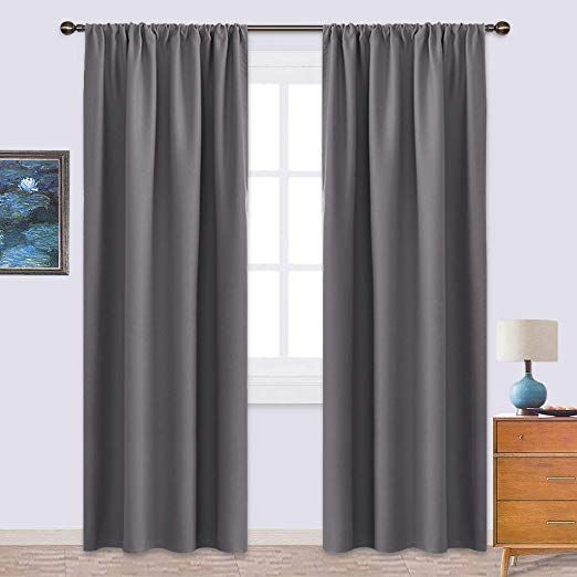 Home Grommet Curtains White Paneling Curtains