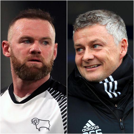 Wayne Rooney Still Has The Quality To Hurt Us Warns Ole Gunnar Solskjaer Fourfourtwocatch All Of The Action Wit In 2020 Ole Gunnar Solskjaer Wayne Rooney Bobby Charlton