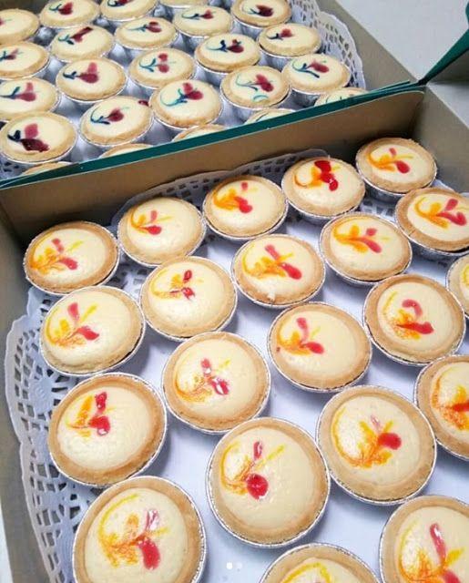 Resep Cake Strawberry Cheese Tart Cheese Tarts Cream Cheese Pie Tart