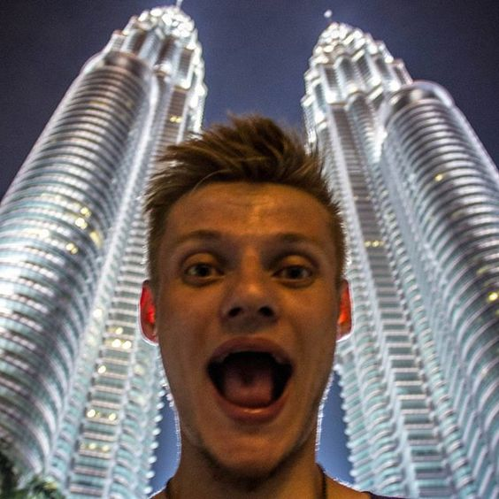 The Petronas Towers made me so happy my ears turned red... http://ift.tt/1vtYRnb  #travel #travelling #travelblog #kualalumpur #petronas #petronastowers #thehopefulvagabond #dontjustexistlive