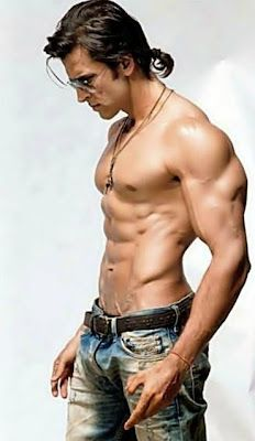 Download Hrithik Roshan Krrish 3 body New Look Wallpaper ...