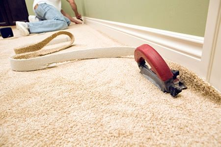 How do install carpet yourself.