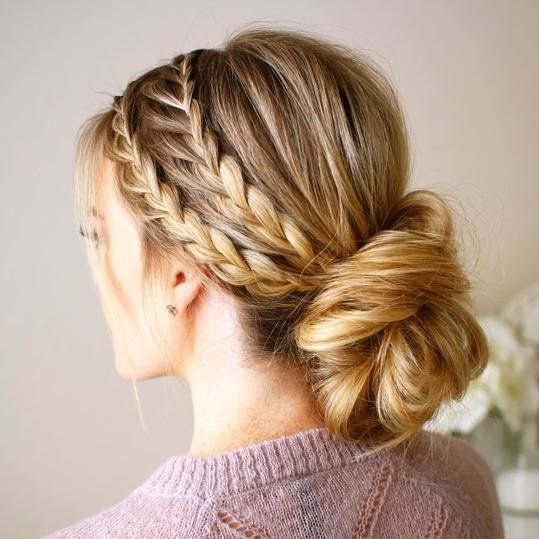 Beautiful Prom Hairstyles That Ll Steal The Show Hair Styles Braided Hairstyles Long Hair Styles