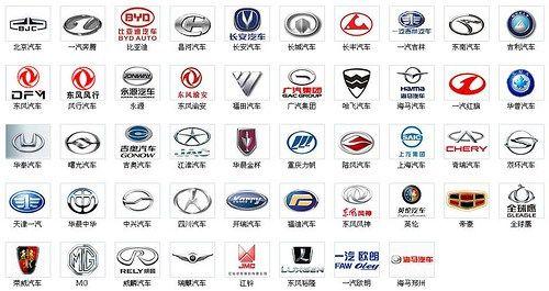 Mejores Marcas De Autos Chinos Autos Chinos Insignias De Coches Bmw Autos