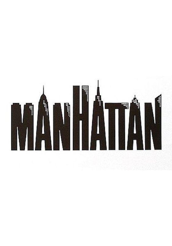 Manhattan.  Via @jena1125. #Manhattan #NewYork