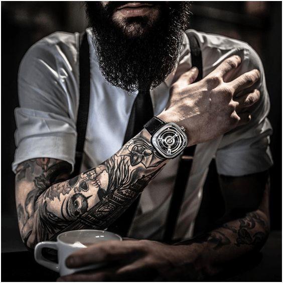 SevenFriday M1/01, el reloj perfecto para un Grooming Style - https://webadictos.com/2016/06/28/sevenfriday-m101/?utm_source=PN&utm_medium=Pinterest&utm_campaign=PN%2Bposts