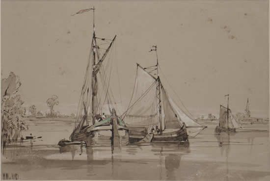 Cross-Channel: British Art in French Public Collections