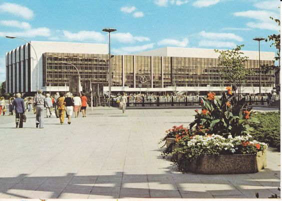 Berlin | Palast der Republik | 1979