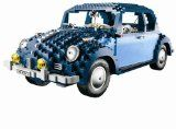 LEGO Volkswagen Beetle | LEGO fans around the world named the famed Volkswagen Beetle as the classic car. Read more... http://edutoyswarehouse.com/?p=204#