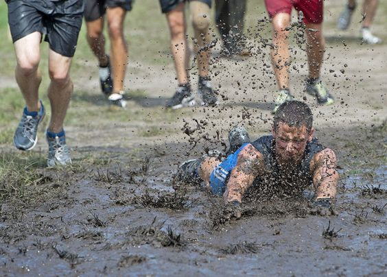 Girl goes blind in one eye after running in a mud run. This is why running is bad! lol