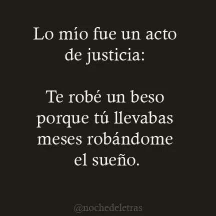 Solo justicia