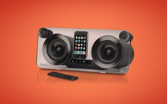 Beautiful speaker system
