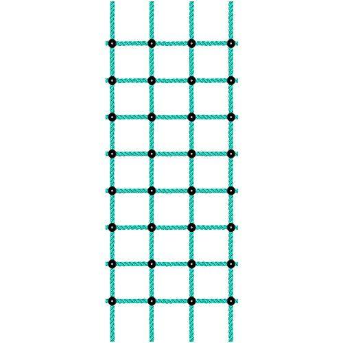 Indoor Climbing net Besthouse Climbing Cargo Net Outdoor Cargo Webbing Net,