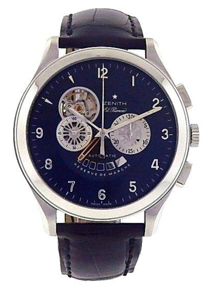 Zenith Grande Class XXT Ref. 03.0520.4021/75.C491 Watch