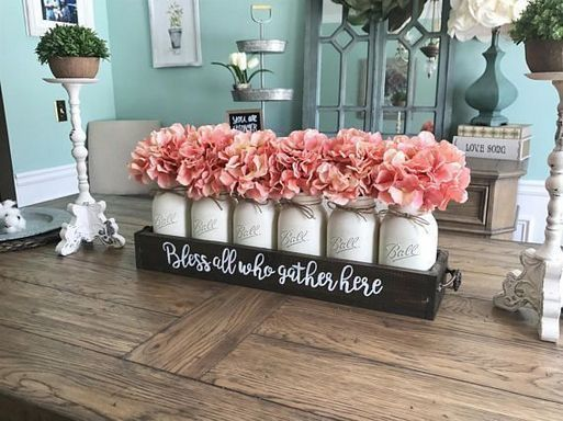 25 To Consider For Table Centerpieces For Home Diningroom