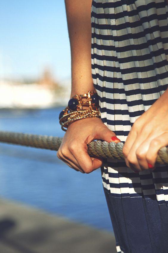 Classy Girls Wear Pearls: Barrington Boathouse