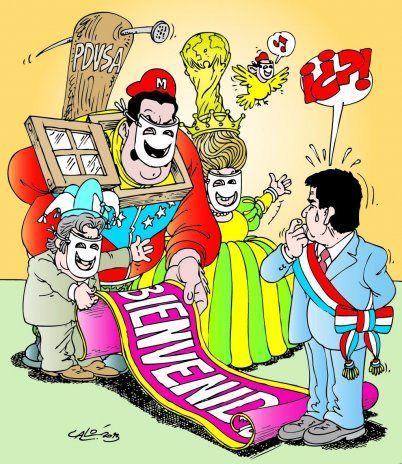 Ñe'ẽmbeweb - Edicion Impresa - ABC Color: Humor Grafico Paraguayo, Ñe Áo1⁄2Mbeweb, Abc Color, Áo1 2Mbeweb, Impresa Abc, Áo1⁄2Mbeweb Edicion, Edicion Impresa