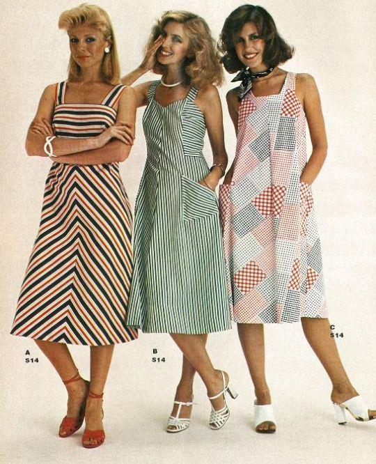 """David Jones"" catalogue, Spring and Summer 1977"