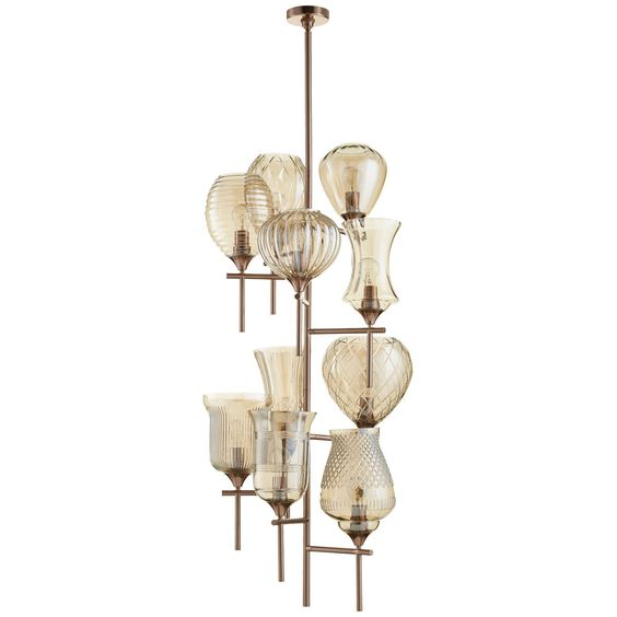 Cyan Design Darcey 10 Light Chandelier