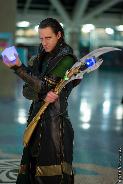 Loki | Comikaze 2013 - this really is one of the better ...