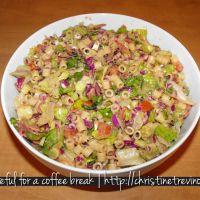 Copycat Recipe of Portillo's Chopped Salad