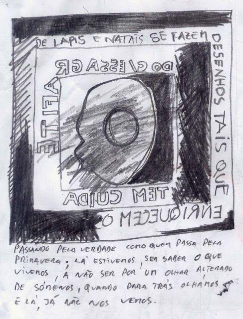 LUIS DESENHA: De Lápis e Natais se fazem desenhos tais...