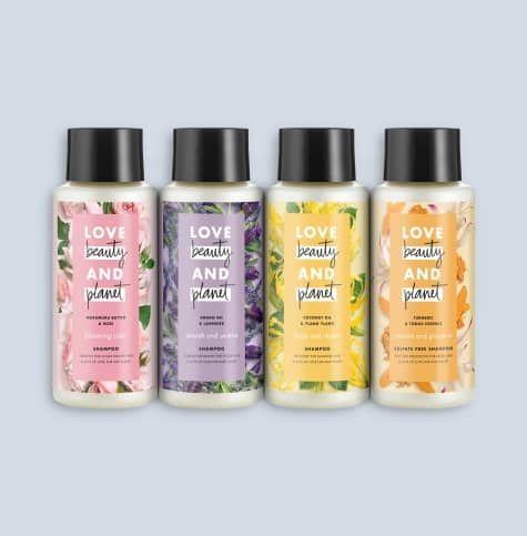 Three Shampoo Bottles Shampoo Shampoo Bottles Vegan Shampoo