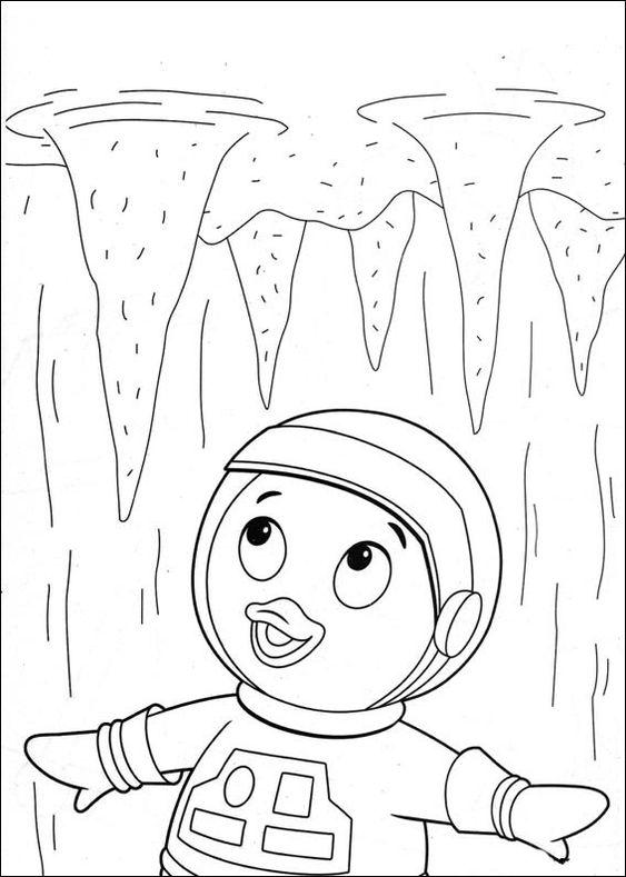 Pin On Backyardigans Dibujos Para Dibujar