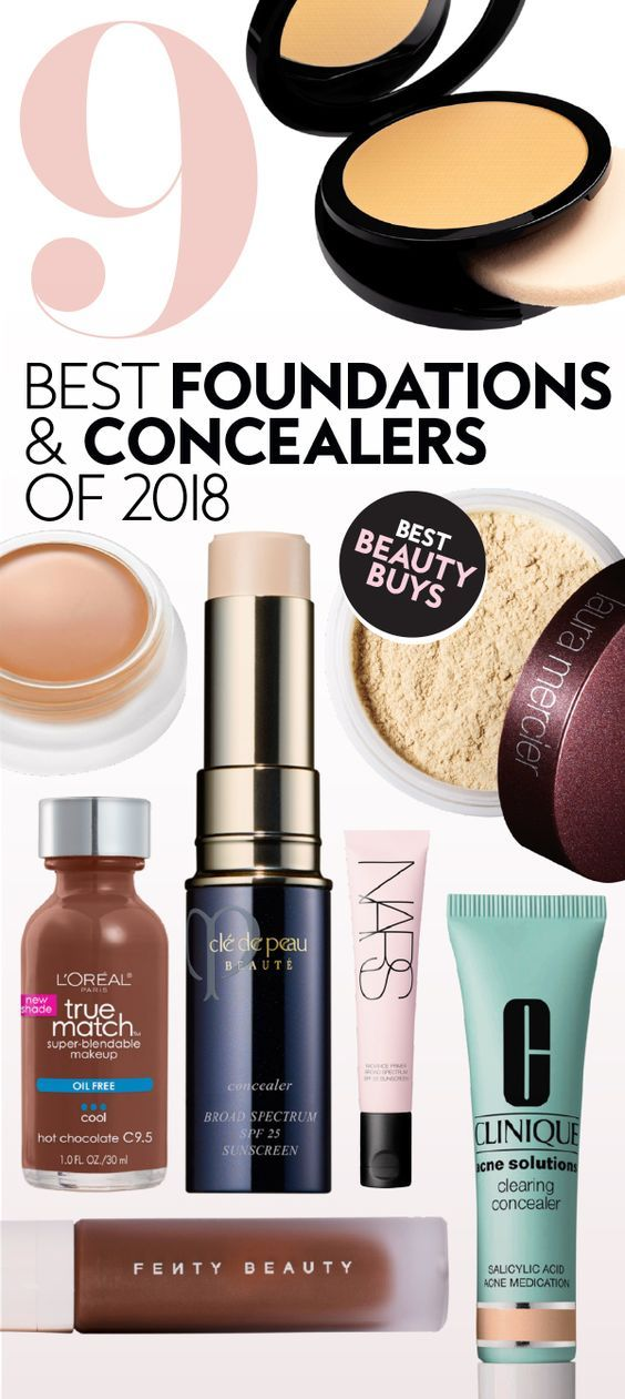 The Best Foundation Cover Up Products Of 2018 Concealer For Dark Circles Oil Free Concealer Makeup Geek Pigment