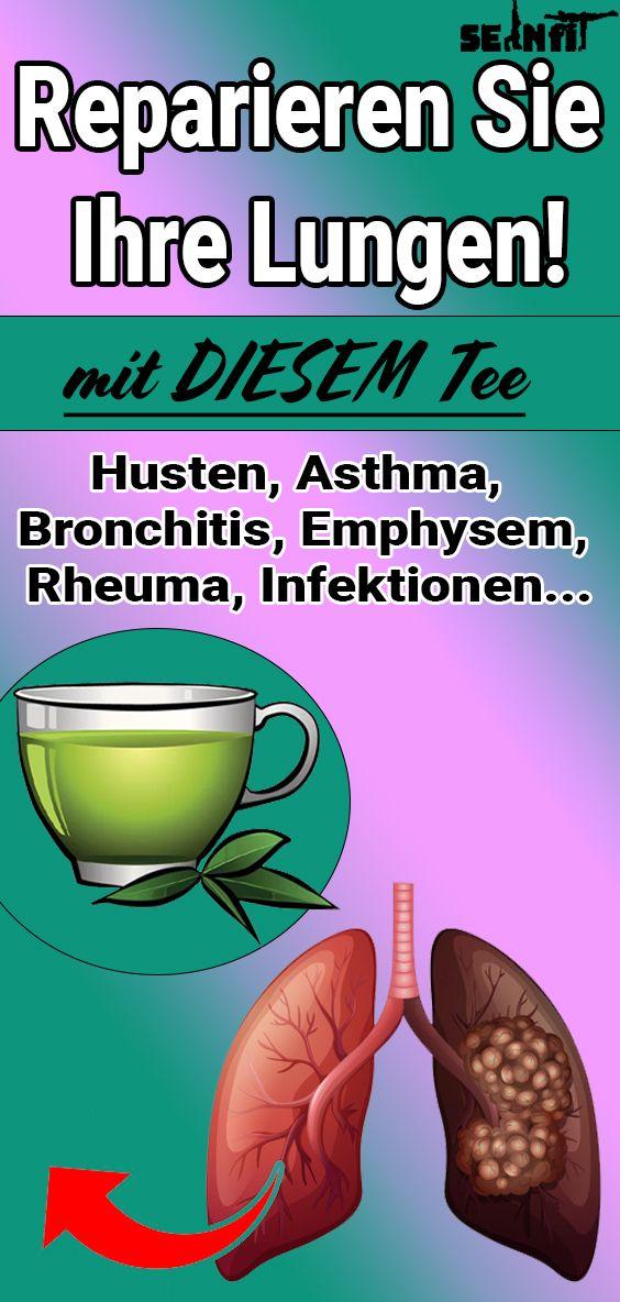 Gewichtsverlust Emphysem