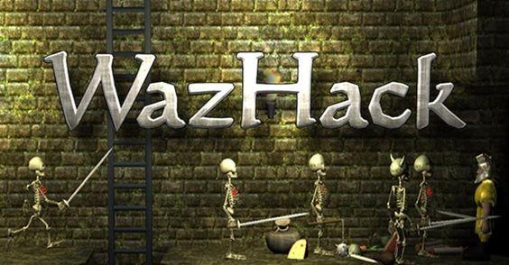 WazHack Full Game Unlock Mod Apk  http://androidfreeapplications.com/2016/01/wazhack-full-game-unlock-mod-apk.html  www.androidfreeapplications.com
