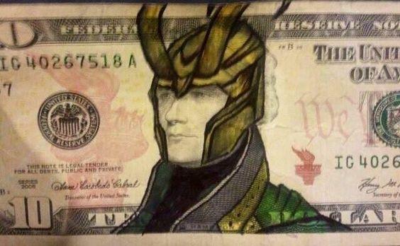 Loki cash?