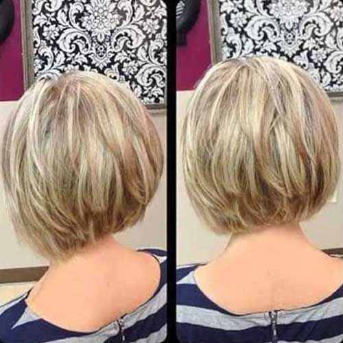 60 Classy Short Haircuts and Hairstyles for Thick Hair ...  |Bobbed Hair For Thick