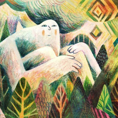 Paintings by Matt ForsytheMatt was working in LA as lead...
