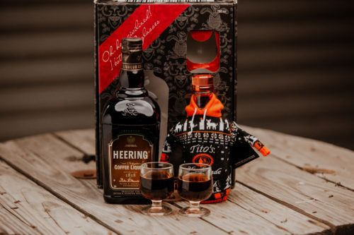 Liquor Holiday Gift Sets For Christmas 2020 Liqour & Cocktail Gift Sets for Men | Holiday or Anyday