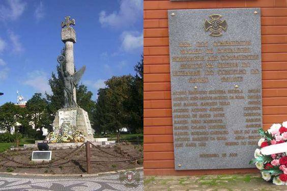 I Grande Guerra - Largo da República - Portalegre Ultramar - Gavião