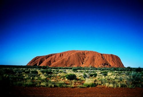 Australia, Uluru (Ayers Rock).