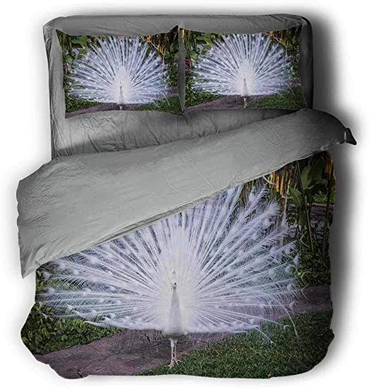 Tropical Garden Feather Bed Linings Queen Size Bed Sets Queen Size Bed Sets Queen Size Bedding Bedding Sets