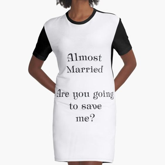 """I am not drenkun"" Graphic T-Shirt Dress by Angel-Wings 