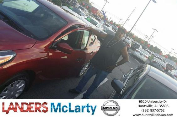 https://flic.kr/p/KA9H17 | Congratulations James on your #Nissan #Versa from…