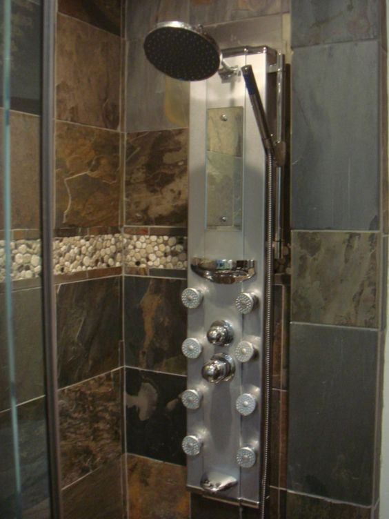 shower fixture body jets | specs | bathroom design | Pinterest | Jets