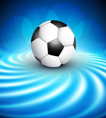 كرة قدم تصميم جميل وابداعي ملف مفتوح فيكتور تحميل مباشر Soccer Poster Soccer Theme Football Design