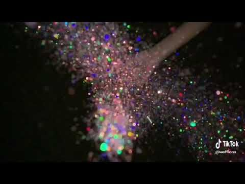 Glitter Slowmotion Tik Tok Youtube Healthy Skin Care Tik Tok Gliter