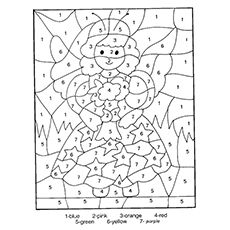 Number Coloring Pages 110 Free Free Printable Number Coloring Pages