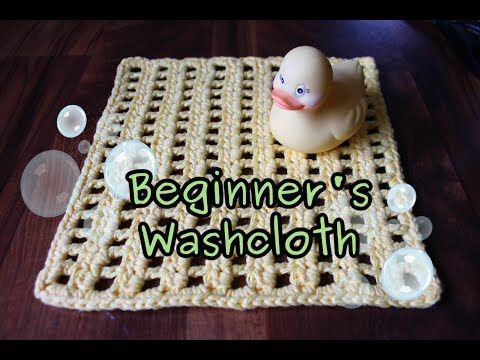 Easy Open Weave Washcloth Or Dishcloth Quick Drying