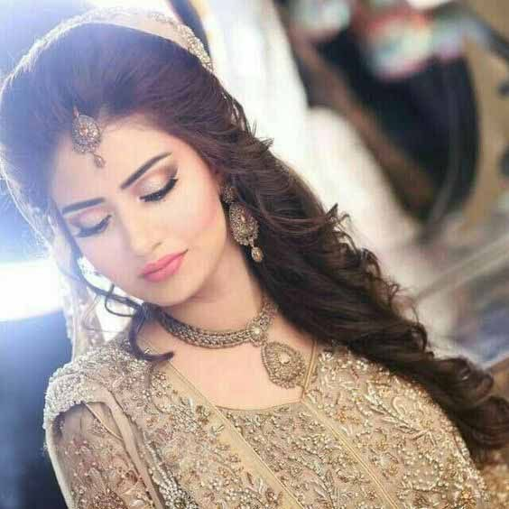 Pakistani Engagement Makeup For Brides In 2020 Pakistani Bridal