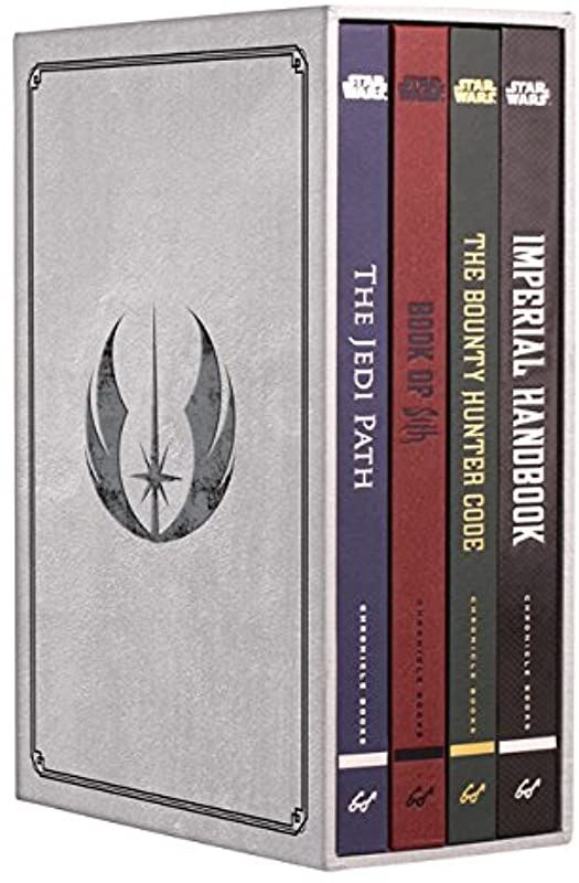 Download Star Wars Secrets Of The Galaxy Deluxe Box Set By Daniel Wallace Free Pdf Books Books Got Books