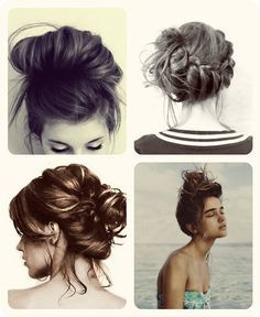 Marvelous Daily Hairstyles Easy Hairstyles And Long Hair On Pinterest Hairstyles For Men Maxibearus