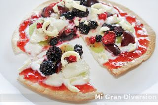 My Big Fun: Fruit Pizza | Dessert Pizza, Pasta, Salads & Chilled Soups ...