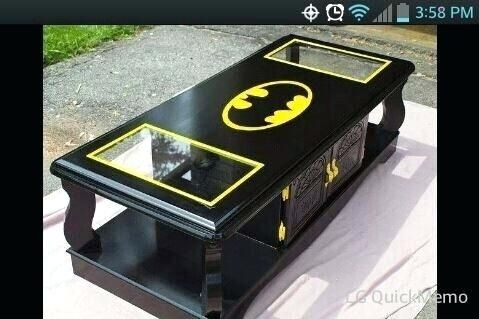 Batman Furniture For Adults With Images Batman Furniture